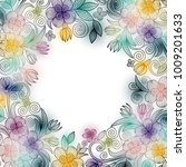 illustration of template for... | Shutterstock .eps vector #1009201633