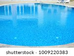 swimming pool   luxury hotel  ... | Shutterstock . vector #1009220383