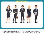 business people teamwork ... | Shutterstock .eps vector #1009249447
