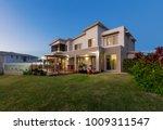 modern multilevel house...   Shutterstock . vector #1009311547