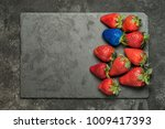 concept of individuality ...   Shutterstock . vector #1009417393