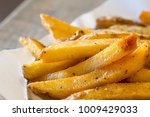 closeup of fresh spicy french... | Shutterstock . vector #1009429033
