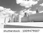 blur in iran the antique  ... | Shutterstock . vector #1009479007