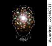 artificial intelligence poster... | Shutterstock .eps vector #1009507753