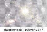 set of shining light effects....   Shutterstock .eps vector #1009542877