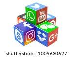 kazan  russia   december 20 ... | Shutterstock . vector #1009630627