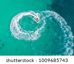 people are playing a jet ski in ... | Shutterstock . vector #1009685743