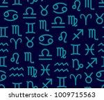 vector. seamless pattern for... | Shutterstock .eps vector #1009715563