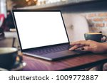 mockup image of a businesswoman ... | Shutterstock . vector #1009772887