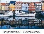 copenhagen  denmark   decembre...   Shutterstock . vector #1009873903