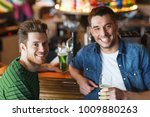 people  leisure and st patricks ... | Shutterstock . vector #1009880263