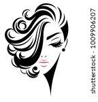 illustration of women short... | Shutterstock .eps vector #1009906207