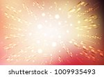 light pink  yellow vector...   Shutterstock .eps vector #1009935493