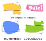 set flat linear colored... | Shutterstock .eps vector #1010003083