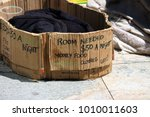 collection cup and cardboard... | Shutterstock . vector #1010011603