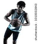 one afro american african... | Shutterstock . vector #1010032843