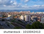view on the island frioul... | Shutterstock . vector #1010042413