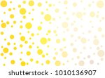 light yellow vector banners set ... | Shutterstock .eps vector #1010136907