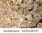 stone background  texture of... | Shutterstock . vector #1010138737