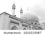 blur in iran  and old antique... | Shutterstock . vector #1010215087