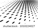 abstract dotted vector... | Shutterstock .eps vector #1010224027