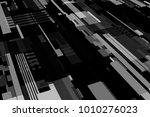 3d rendered complex structured... | Shutterstock . vector #1010276023