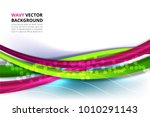 vector illustration of abstract ... | Shutterstock .eps vector #1010291143