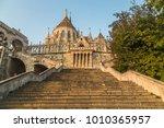 budapest  hungary   31st... | Shutterstock . vector #1010365957