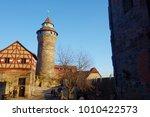 nurnberg  middle franconia ... | Shutterstock . vector #1010422573