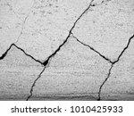 white black grey wall texture... | Shutterstock . vector #1010425933