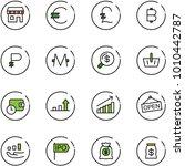 line vector icon set   duty... | Shutterstock .eps vector #1010442787