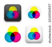 flat vector icon   illustration ... | Shutterstock .eps vector #1010534557