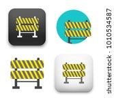flat vector icon   illustration ... | Shutterstock .eps vector #1010534587
