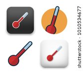 flat vector icon   illustration ... | Shutterstock .eps vector #1010534677