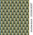 multicolor seamless patteern | Shutterstock .eps vector #1010618287