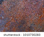abstract corroded colorful... | Shutterstock . vector #1010730283
