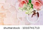 congratulate card. 3d rendering | Shutterstock . vector #1010741713