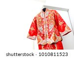 chinese tradition marriage... | Shutterstock . vector #1010811523