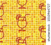 pattern. background texture.... | Shutterstock .eps vector #1010964727