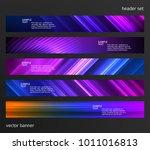set design elements business... | Shutterstock .eps vector #1011016813