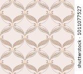 gentle background. flowers ... | Shutterstock . vector #1011077527