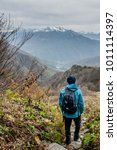beautiful view. nature | Shutterstock . vector #1011114397