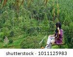 lembang  bandung   indonesia  ...   Shutterstock . vector #1011125983