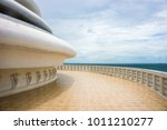 japanese world peace pagoda... | Shutterstock . vector #1011210277