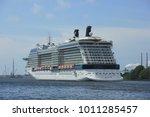 velsen  the netherlands   june... | Shutterstock . vector #1011285457