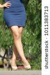 Small photo of Hispanic Female Waist And Legs