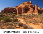 Landscape At Double Arch In...