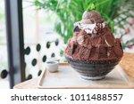 korean dessert   chocolate...