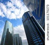 building in japan background of ... | Shutterstock . vector #101170273