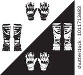 vector illustration of race... | Shutterstock .eps vector #1011713683